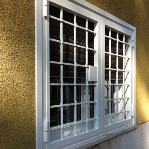 Inferriate di sicurezza neonled a castelfiorentino - Prezzi grate di sicurezza per finestre ...